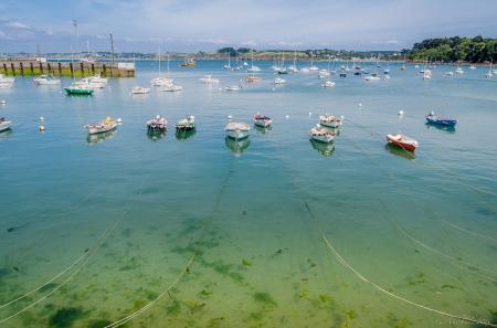 Douarnenez #Rosmeur #port #couleurs