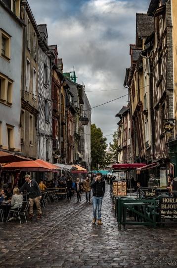 #Rennes #street