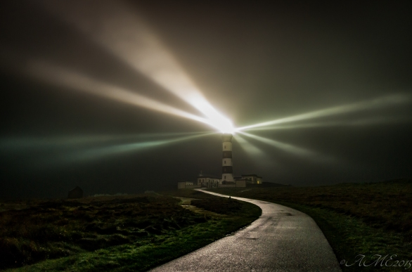#phare #Creach #Ouessant #nocturne