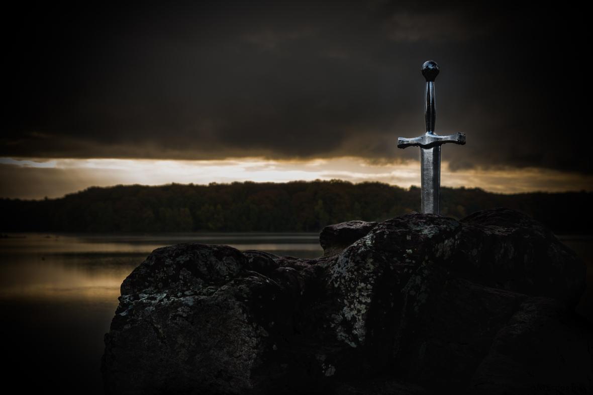 L'épée du Rocher
